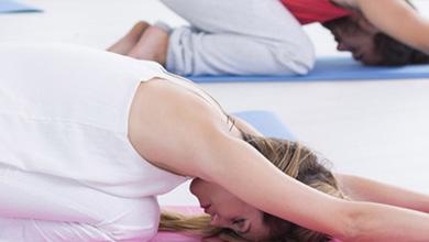 Rücken- und Haltungsgymnastik